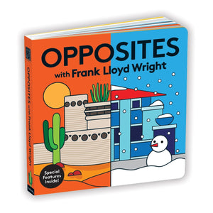 Opposites by Frank Lloyd Wright