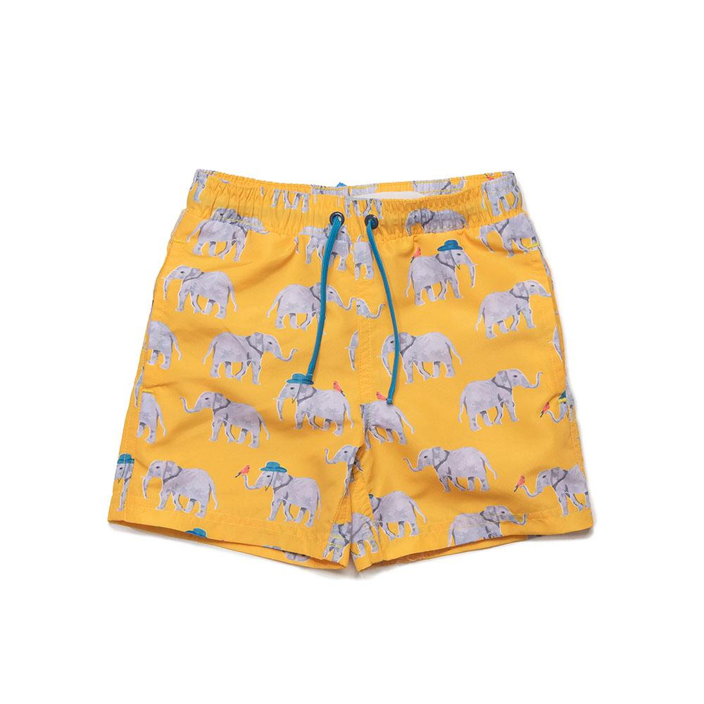 Elephant Print Tristan Trunks