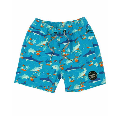 Under The Sea Swim Trunk