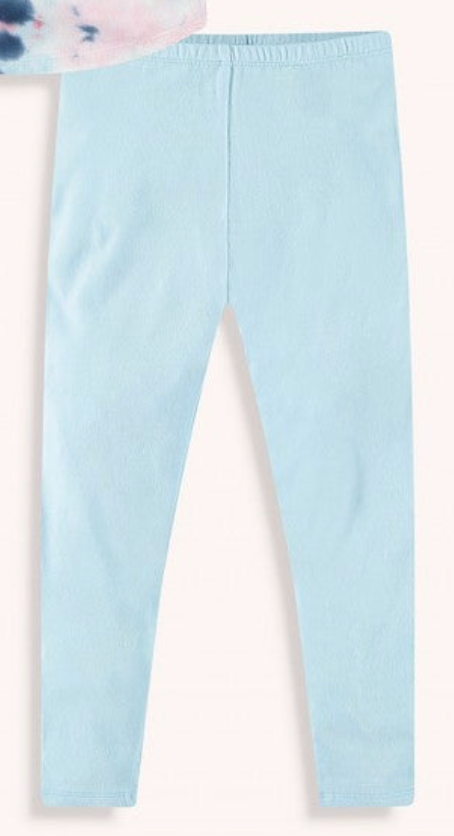 Light Blue Baby Legging