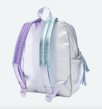 Load image into Gallery viewer, Kane Kids Silver Multi Backpack
