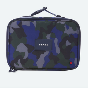 Rodger's Camo Ripstop Lunch Box