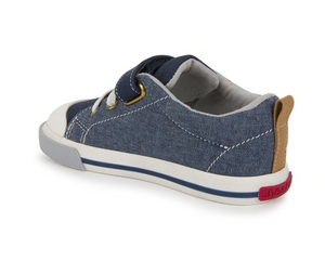 Stevie Sneaker Chambray