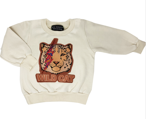 Wild Cat Sweatshirt