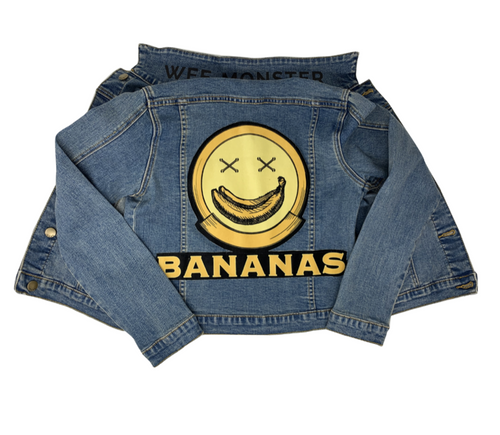Bananas Denim Jacket