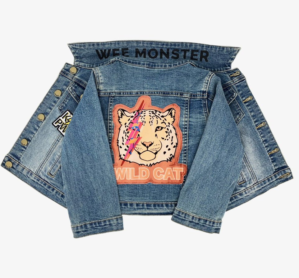 Wild Cat Denim Jacket
