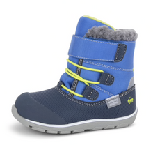 Load image into Gallery viewer, Navy Blue Gilman Boot