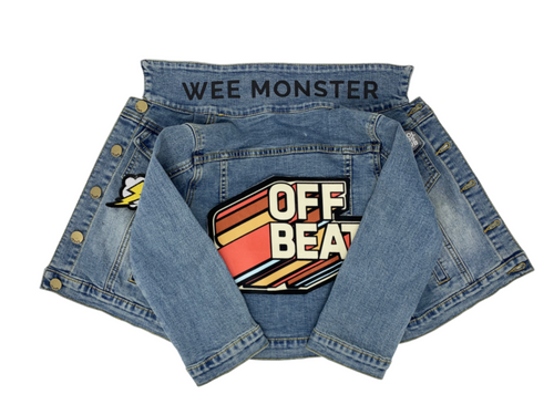 Off Beat Denim Jacket