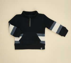 Polar Fleece Half Zip Sweater