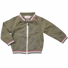 Load image into Gallery viewer, Goldie Bomber Jacket