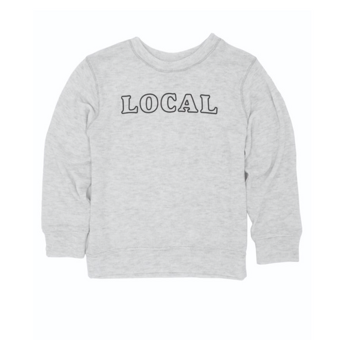 Local Hacci Pullover