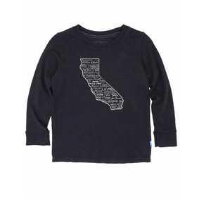 Golden State Long Sleeve Tee