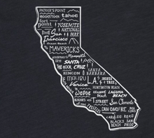Load image into Gallery viewer, Golden State Long Sleeve Tee