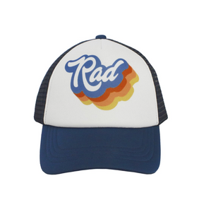 Navy Rad Hat
