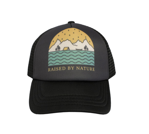 Raised By Nature Hat