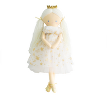 Load image into Gallery viewer, Gold Star Tulle Penelope Princess