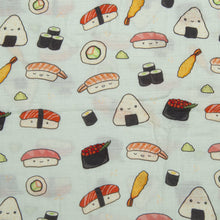 Load image into Gallery viewer, Sushi Muslin Swaddle
