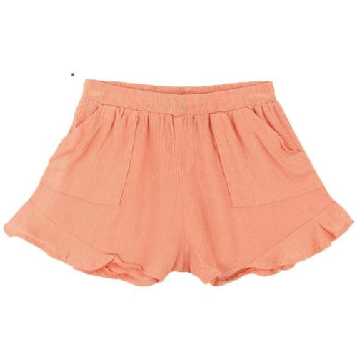 Sunset Ruffle Short