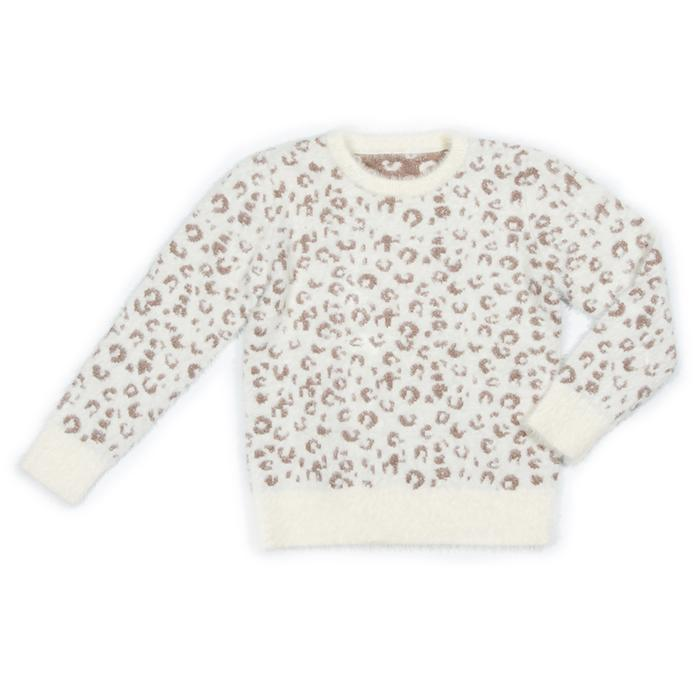 Leopard Sahara Sweater