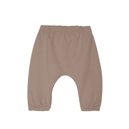 Mushroom French Terry Baby Pant