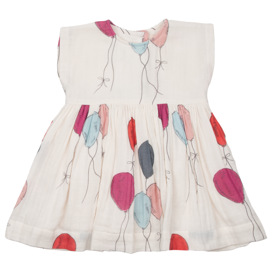 Balloons Baby Adaline Dress