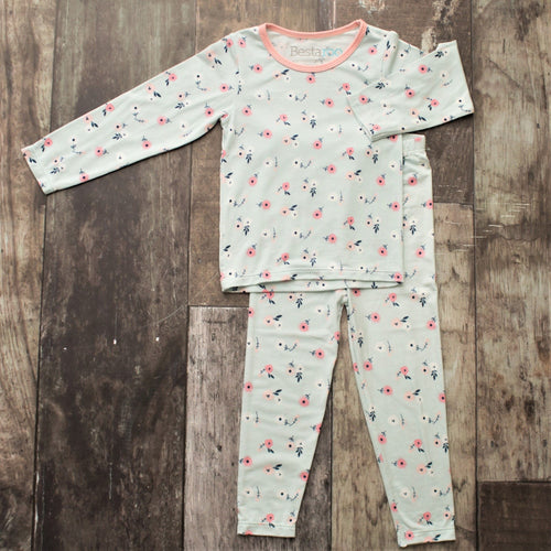 Spring Bloom 2 Piece Pajama Set