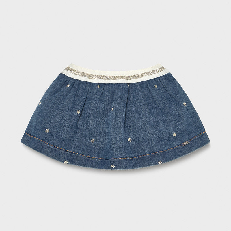 Baby Denim Skirt