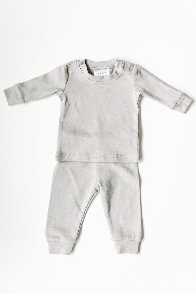 Cloud Cotton Two Piece Cozy Set