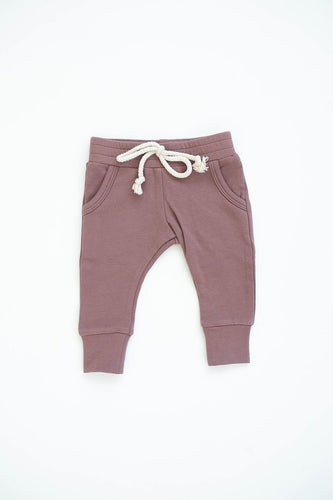 Rose French Terry Jogger Pant