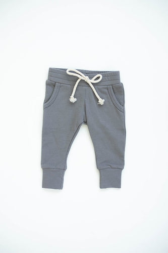 Slate French Terry Jogger Pant