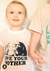Tri Blush Love Your Mother Tee