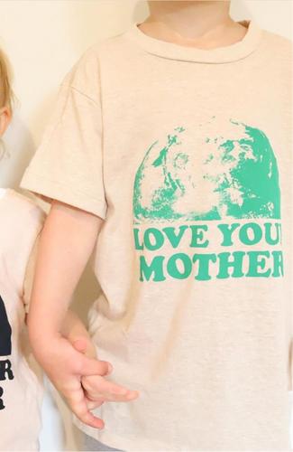Tri Sand Love Your Mother Tee