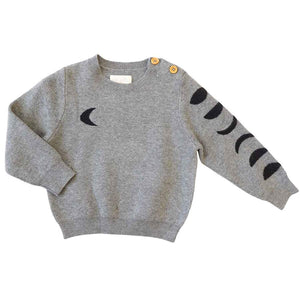 Over The Moon Indiana Sweater