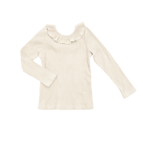 Antique White Princess Diana Top