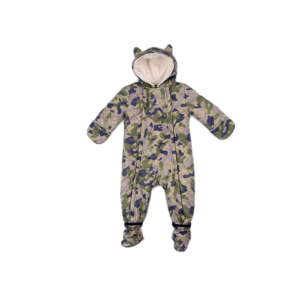 Camouflage Perry Snowsuit