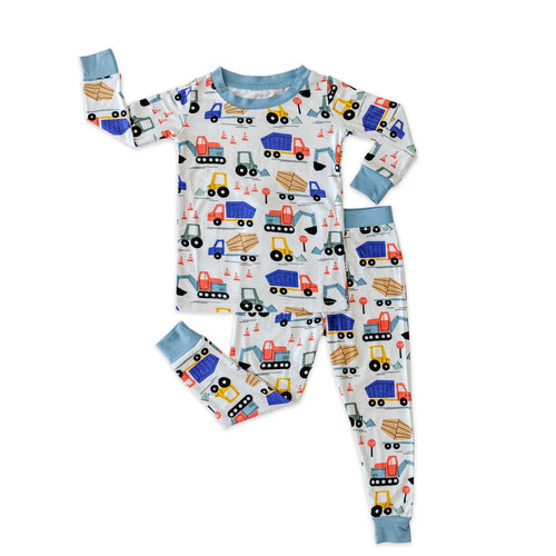 Construction Two Piece PJ Set