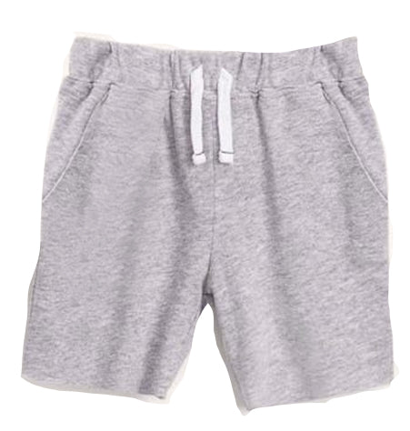 Heather Grey Shorts