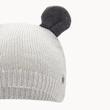 Load image into Gallery viewer, Pale Grey Knitted Hat