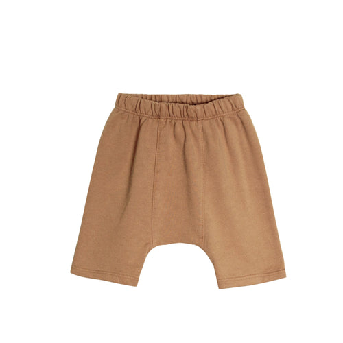 Tanin French Terry Panel Short