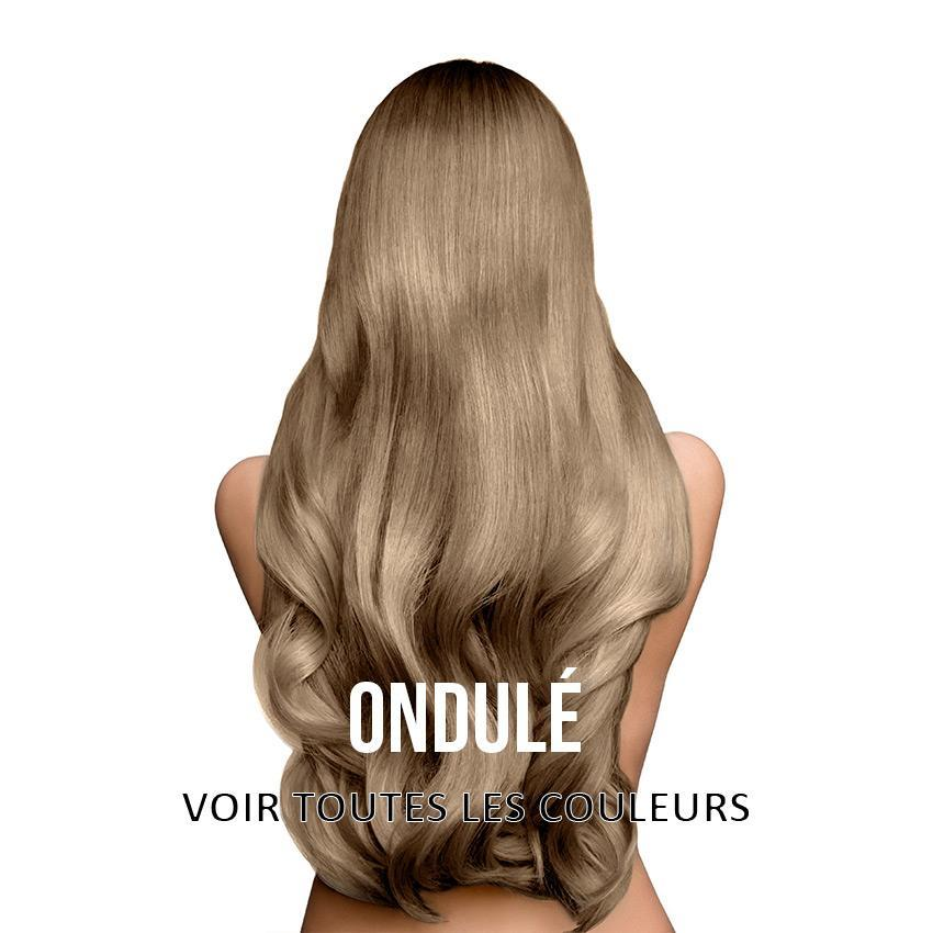 100 Extensions Easy Loop Ondulés extensions cheveux