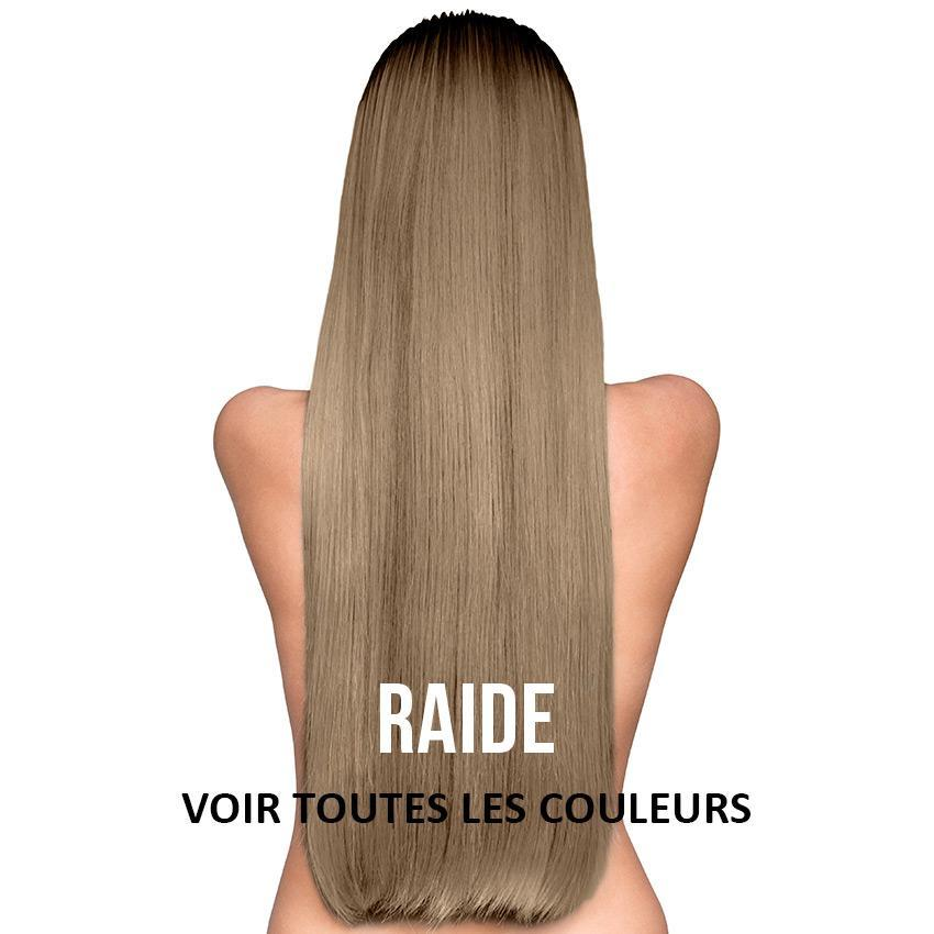 100 Extensions Keratine Raides extensions cheveux