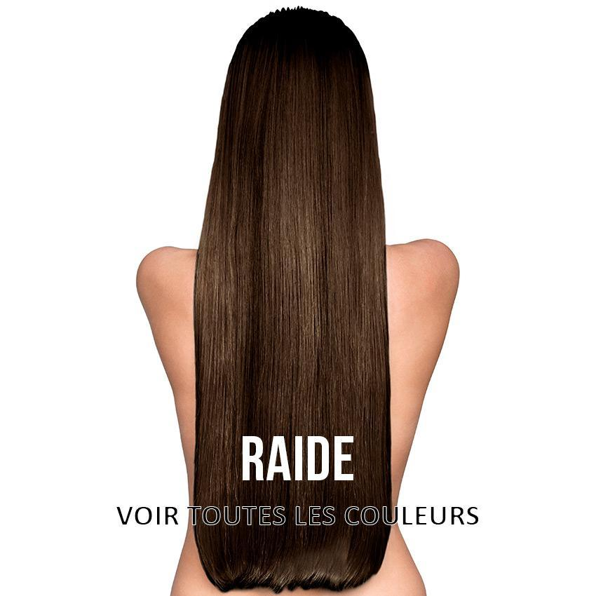 Extensions Tapes / Adhésives Raides extensions cheveux