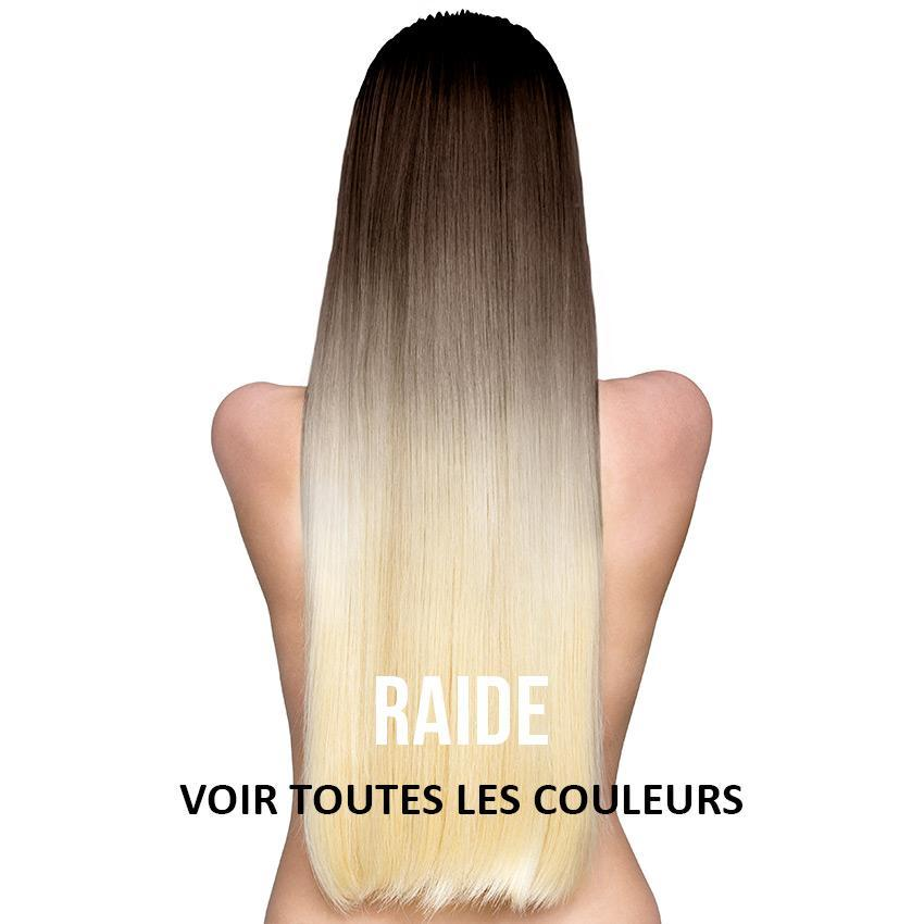Clips Raide Tie & Dye extensions cheveux