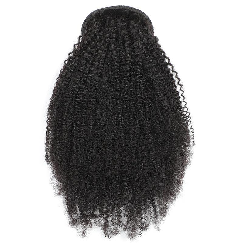 Queue de Cheval Afro Kinky / Ponytail 100% Naturel