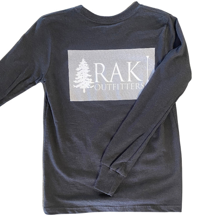 "RAK Youth ""The Original"" Long Sleeve Tee"