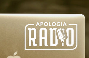 Apologia Radio Decal