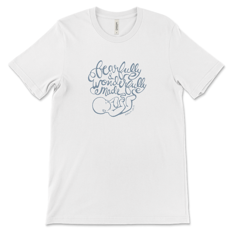 Fearfully and Wonderfully Made | Youth T-Shirt
