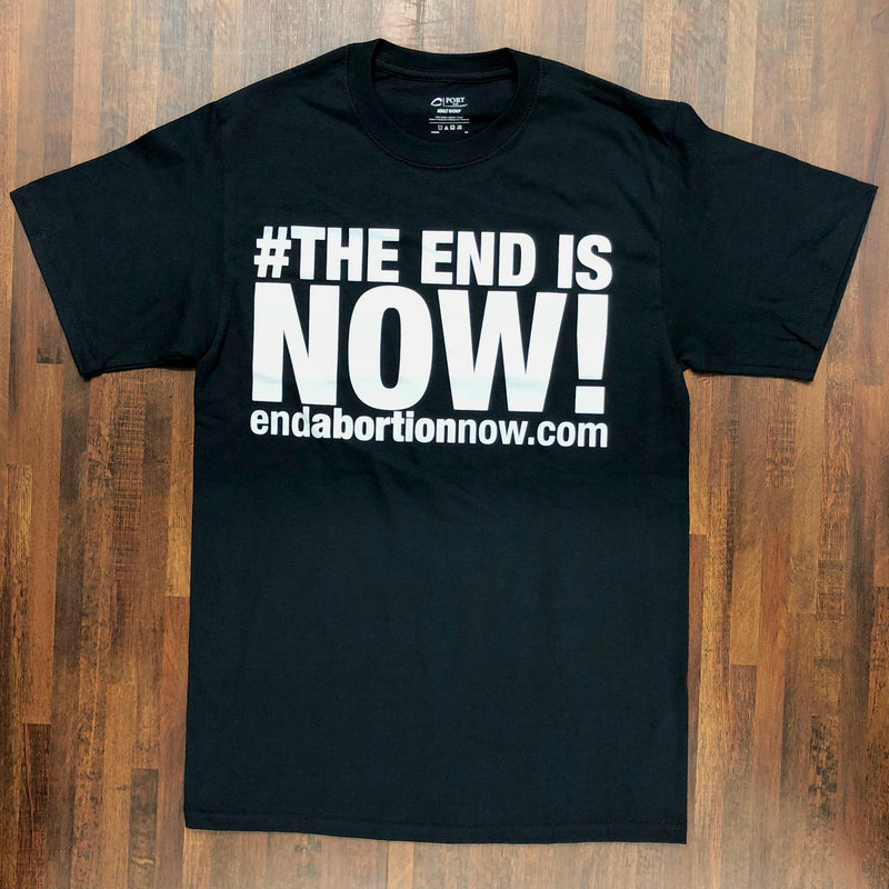 The End Is Now | T-Shirt