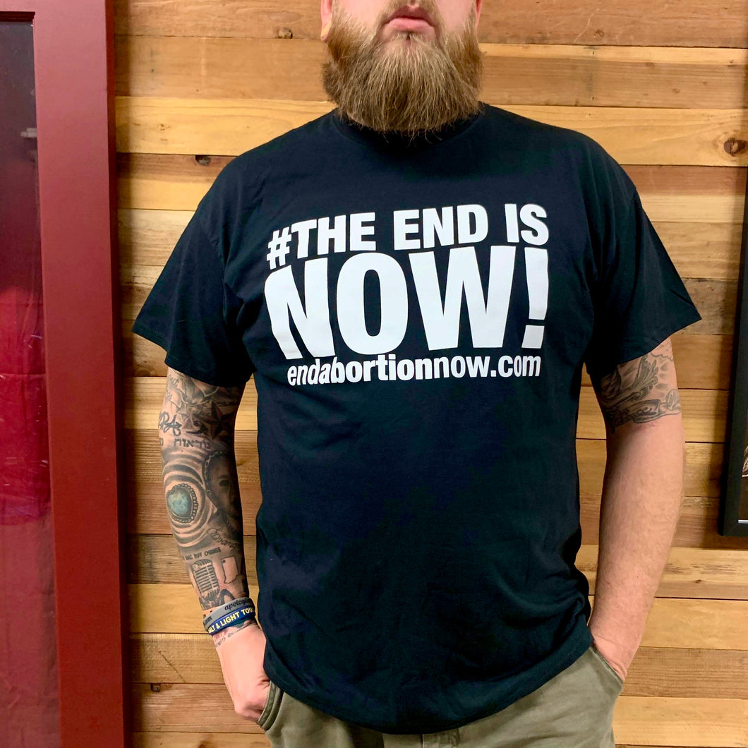 The End Is Now Shirt