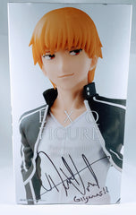 David Vincent Signed Gilgamesh EXO Figure Fate/ Stay Night Heaven's Feel